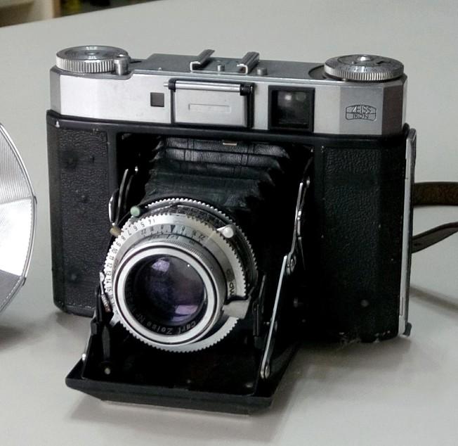 Zeiss IKON相機。