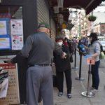 人口普查進度落後 華社將在派餐時協助民眾填表