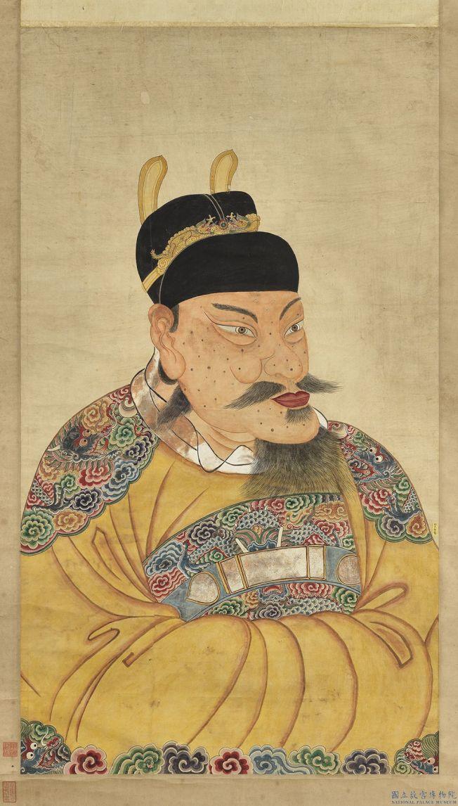 朱元璋高顏值?長得很抱歉?「明太祖坐像」指定為國寶