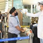 美國機場旅客量體溫 最快本周實施