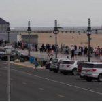 新州海灘重開 居民排隊搶購入場徽章