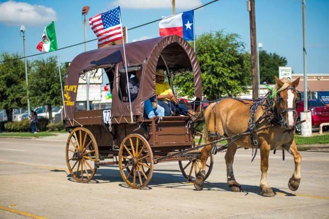 巴沙迪那市維持德州牛仔民風。(巴沙迪那市府臉書)