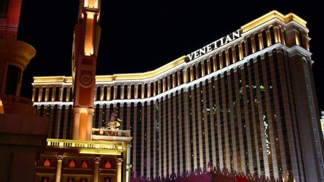 威尼斯人賭場酒店預定6月1日重啟。(KTNV網站)
