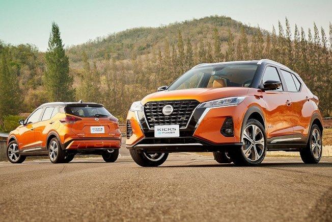 小改款Nissan Kicks正式在泰國發表,新增程電動系統是最大亮點。(Nissan提供)