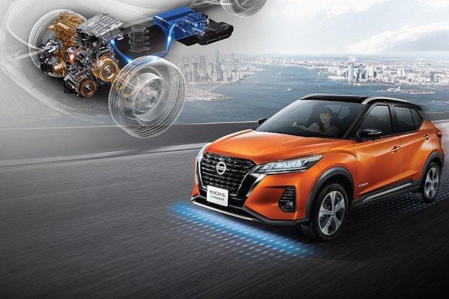 藉由小改款Nissan Kicks,泰國成為日本海外第一個輸出e-POWER動力技術的國家。(Nissan提供)