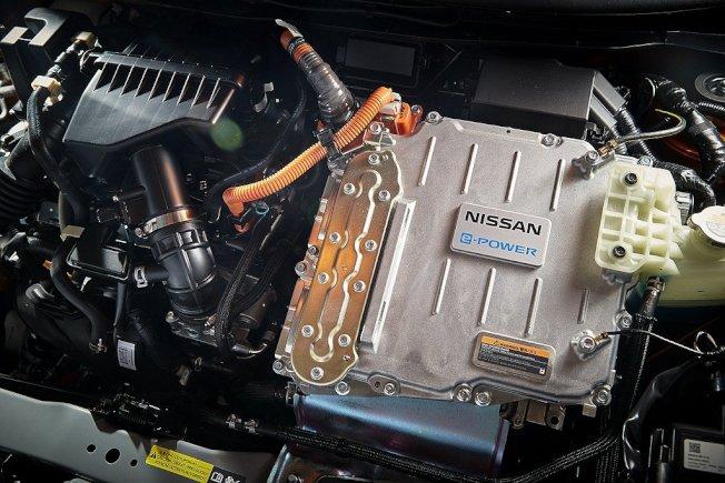 e-POWER增程電動系統,主要動力來自代號EM57電動馬達,可輸出129ps馬力與26.5kgm扭力表現。(Nissan提供)
