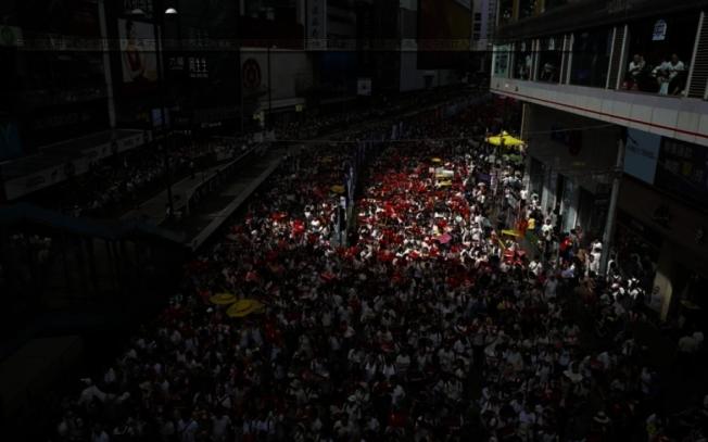 香港國安立法 因何十萬火急