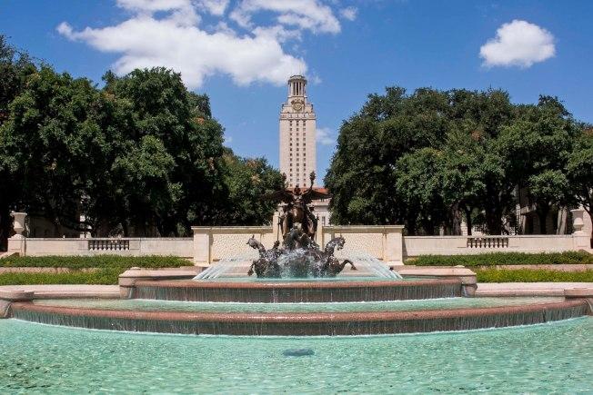 奧斯汀德大宣布,德大2020年秋季班將在8月26日開學,只上到感恩節即結束。(University of Texas at Austin臉書)