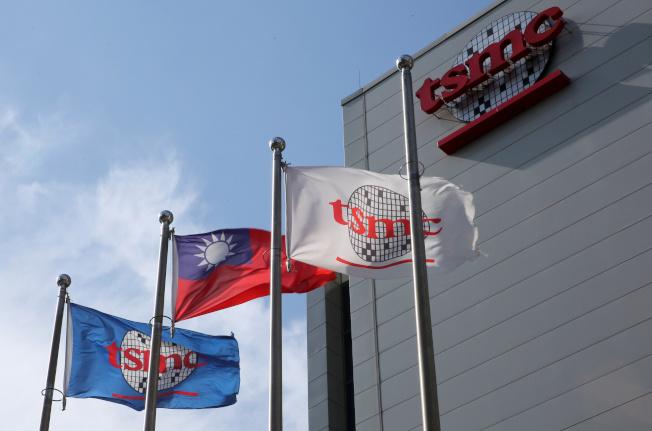 台積電日前宣布來美國亞利桑那州設5奈米晶圓廠。(路透)
