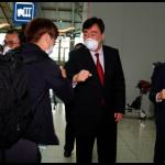 中英合作 開通赴華「快捷通道」