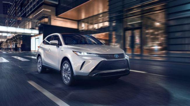 全新Toyota Venza Crossover重磅返回北美市場。(取自Toyota)