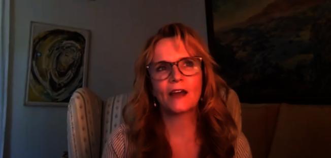 「回到未來」莉亞湯普遜幾乎沒啥變化。(擷自YouTube)