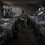 新冠確診數激增 WHO:南美洲已成疫情新中心