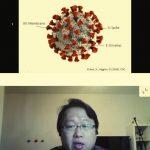 台灣人教授協會專家線上談防疫