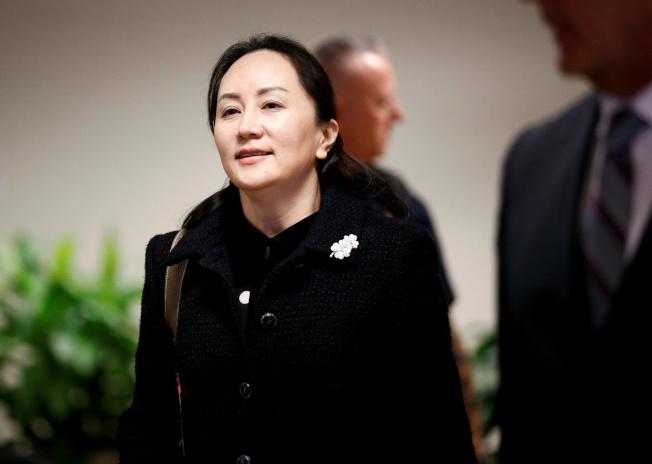 華為財務長孟晚舟案,加拿大卑詩省最高法院21日宣布下周將公布判決結果。(路透)