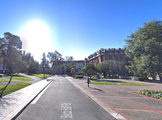 柏克萊加大入學申請棄用SAT和ACT成績,將嚴重影響華人申請上加大的權益,圖為柏克萊加大校園。(Google Map)