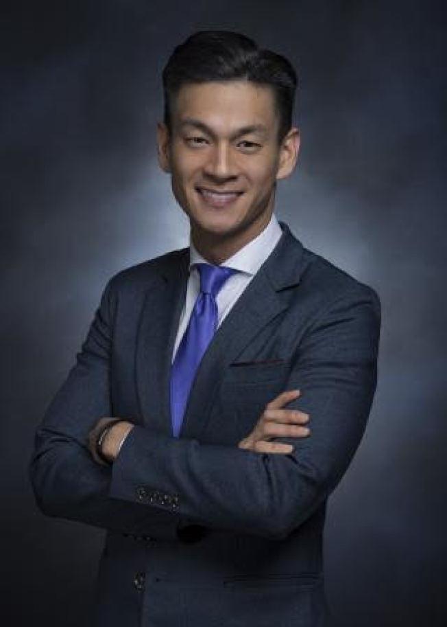 加州眾議員羅達倫表示,身為第五代華裔,他曾推出加州眾議會第31號決議案(House Resolution 31, HR 31),宣布每年5月10日是加州鐵路華工紀念日。(羅達倫提供)