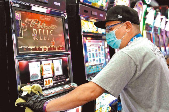 赌场重启 赌客能抽菸吗?