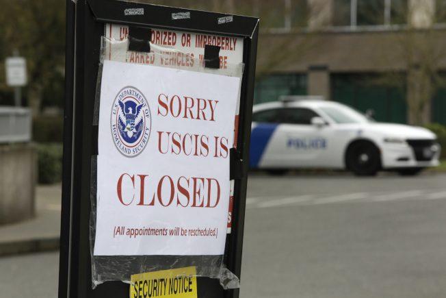 移民信箱|移民局疫情期間關閉 各類申請正常受理