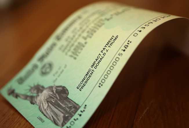 雖然共和黨仍然反對第2輪紓困金,但白宮表示支持,因此美國人很有可能獲得第2輪的1200元紓困支票。(Getty Images)