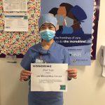 疫區手記/辭職潮中 一位華人護士的堅守