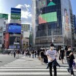 日本陸續解除緊急事態 鬧區行人大增