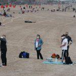 長島海灘開放 中午前已客滿