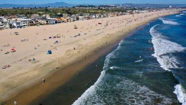 南加州本周將迎來90多度的熱浪。(FOX11)