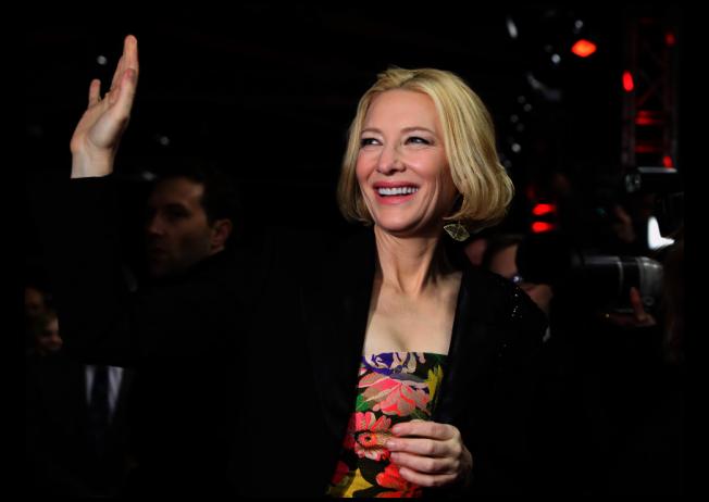 凱特布蘭琪出任評審團主席評審,威尼斯影展證實將會如期在9月舉辦。(歐新社)