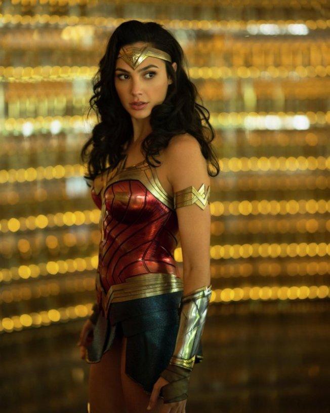 「神力女超人1984」是今年許多影迷期待的大片,目前也確定將於8月14日上映。圖/華納兄弟提供