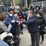 華人社團捐6萬口罩 贈法拉盛商家、社區組織