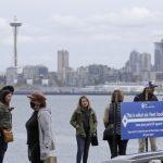 西雅圖避疫2個極端 突顯經濟鴻溝