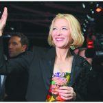 威尼斯影展9月如期舉辦 凱特布蘭琪任評審主席