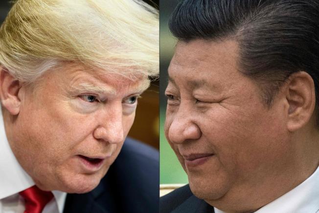 美中關係日趨惡化,專家認為兩強相爭最終結果恐是雙輸。(Getty Images)