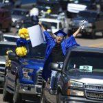沒畢業典禮只有車隊遊行 喬州多名高中畢業生染疫