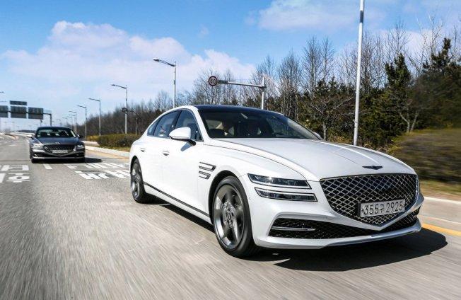 第三代Genesis G80可以說是Hyundai-Kia集團在延攬前Audi設計大匠、前BMW性能總監等知名設計師與工程師後,代表Genesis品牌的最新房車力作。 (取自Hyundai)