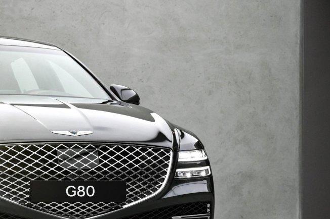 Genesis最「資深」的房車G80在3月30日率先於韓國發表第三代車型。 (取自Hyundai)