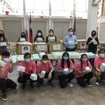 中華民國僑務委員贈紐約2萬片口罩 籲在台無二親等僑民申領