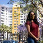 加州最大公寓擁上萬住戶 抗疫難度高
