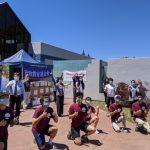 欣欣教育基金會 2萬口罩贈聖他克拉拉谷醫院