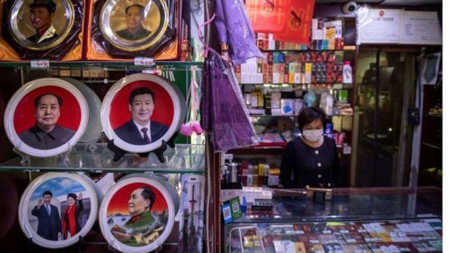 中國面臨近年來最為嚴峻的經濟環境。(Getty Images)