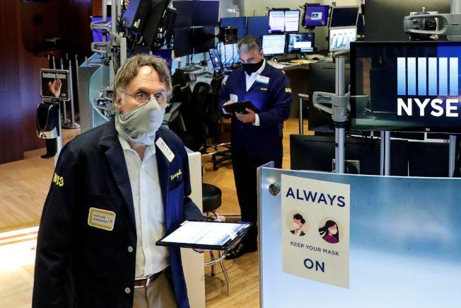 美股早盤漲跌互見 道瓊漲0.9% 那指下跌