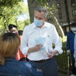 紐約市重開在即 僅醫院床位比重未達標
