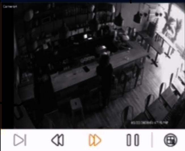 下東城越南餐廳遭兩度盜竊。(店主提供)