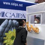 亞美醫師協會(CAIPA)設立免費流動檢測點