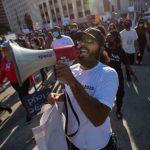 黑人的命也是命 洛杉磯非裔替外州鄉親討公道