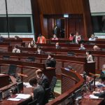 國歌法二讀 香港立法會上演拉布、否決角力
