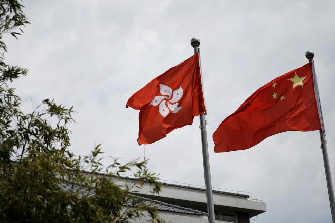 中國硬推香港版國家安全法,引發各界關切。路透