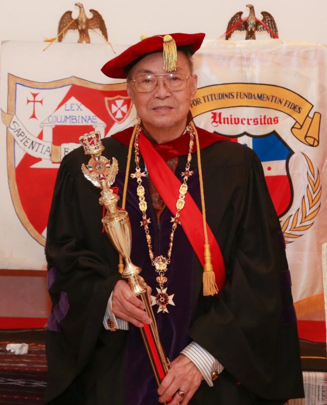 疑染新冠 87岁教育家杨德华家中孤独离世