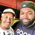 MLB/老爹分享與「他」合照 球迷讚:史上最強三、四棒
